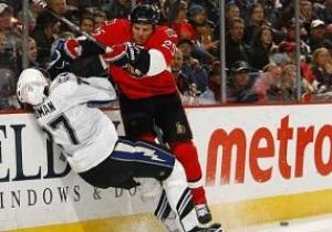 NHL усиливает борьбу с грубостью