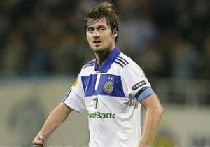 Динамо не покарає Мілевського за мат в ефірі