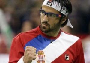 Серби прориваються у фінал Кубка Девіса
