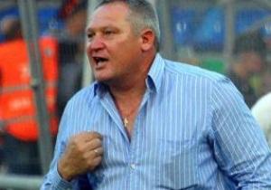 На посаду тренера Дніпра є три кандидати
