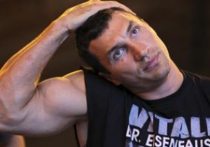 Владимир Кличко нацелился на пояс WBA