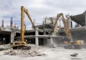 Возле Олимпийского могут возобновить строительство ТРЦ Троицкий