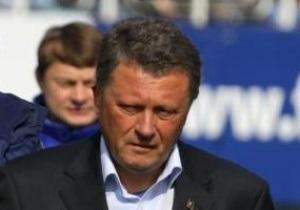 Мирон Маркевич: Игра не будет простой для обеих команд