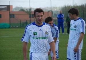 ЛЕ: Динамо сыграет без Шевченко, Вукоевича и Силвы
