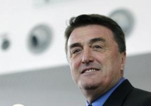 Сборная Сербии сменила тренера