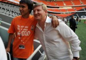 Ринат Ахметов: Команда выиграет матч для Фернандиньо