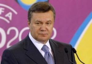 Янукович привітав Кличка з перемогою над Пітером