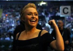 Девушка Владимира Кличко: Влад умный мужчина и прекрасный боксер