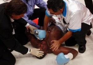 Пітер потрапив до лікарні після бою з Кличком