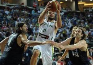 ЧМ-2010: Литва расправилась с Аргентиной. Следующий соперник - США