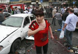 Вибух у Владикавказі: багато загиблих