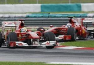 FIA не наказала Ferrari за командную тактику на Гран-при Германии