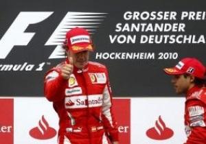 Хілл сподівається, що FIA не позбавить Алонсо очок, набраних в Німеччині