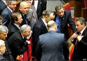 Тимошенко закликає  дати бій  на сесії ВР