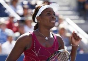 US Open: Уильямс пробилась в четвертьфинал
