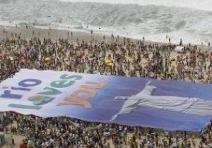 У Бразилії вибрали офіційний логотип Олімпіади-2016