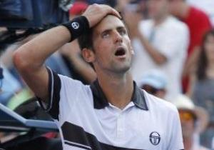US Open: Надаль начинает натужно, Джоковича едва не выбивает соотечественник
