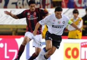Серия А: Интер не смог обыграть Болонью