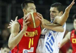 ЧМ-2010. Китай дал бой грекам