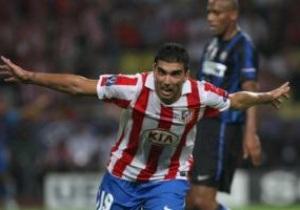 Атлетико побеждает Интер и завоевывает Суперкубок Европы