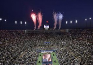 Матчі US Open вперше покажуть у форматі 3D