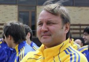 Виконком прийняв відставку Маркевича. Калитвинцев - в.о. головного тренера