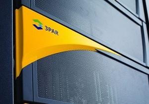 НР предложила за 3PAR больше, чем Dell