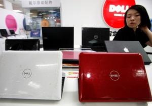 Чистая прибыль Dell превысила полмиллиарда долларов