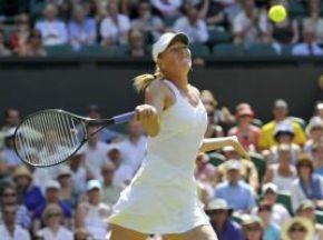 Цинциннати WTA: Шарапова обыграла Радванску и вышла в 1/4