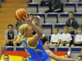 ЧЕ: Украинки начинают отбор с поражения