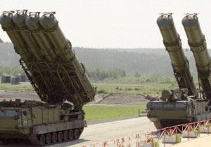 Росія розмістила у Абхазії ракети С-300