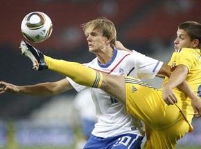 Украина не смогла обыграть второй состав вице-чемпионов мира