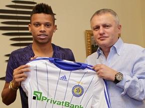 Форвард Динамо дебютировал в сборной Бразилии