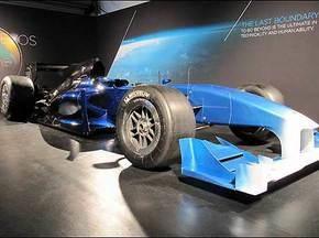 Lotus Motorsport представила Exos T125