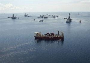 Утечка нефти в Мексиканском заливе: Затраты ВР превысили шесть миллиардов долларов