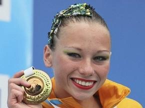 Українка виграла бронзу на ЧЄ з водних видів спорту