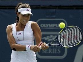 Іванович отримала wild card на турнір у Нью-Хейвені