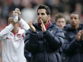 Сеск Фабрегас остается в Арсенале