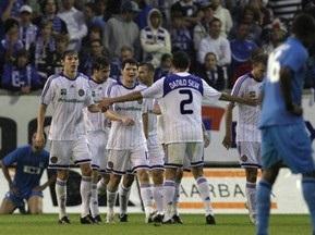 Определились возможные соперники Динамо в следующем раунде квалификации ЛЧ