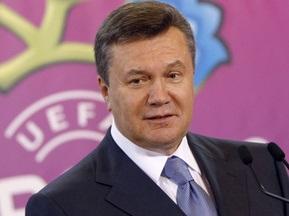 Янукович и Бубка обсудили концепцию подготовки Украины к Олимпиаде-2022