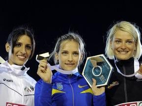 Лучшей спортсменкой июля в Украине признана Ольга Саладуха
