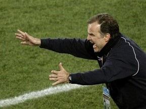Бьелса продлит контракт со сборной Чили на 5 лет