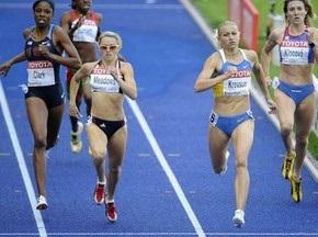 ЧЄ: Українки стали п ятими в естафеті 4Х400 м