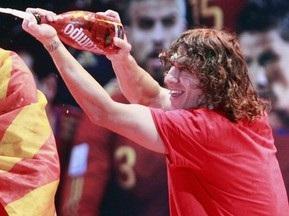 Пуйоль продовжить виступати за збірну Іспанії