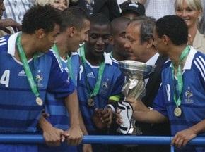Французи виграли ЧЄ з футболу U-19