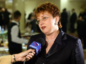 Новым президентом Локомотива стала женщина