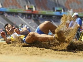 Чемпіонат Європи з легкої атлетики: Касьянов лідирує в десятиборстві