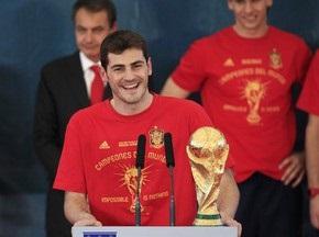 Касильяс станет капитаном Реала