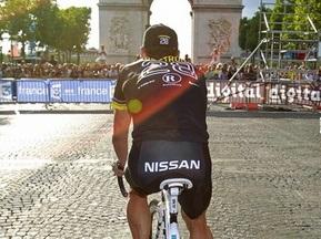Тур де Франс-2010: Команду Лэнса Армстронга оштрафовали