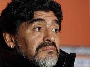 СМИ: Диего Марадона ушел с поста главного тренера сборной Аргентины